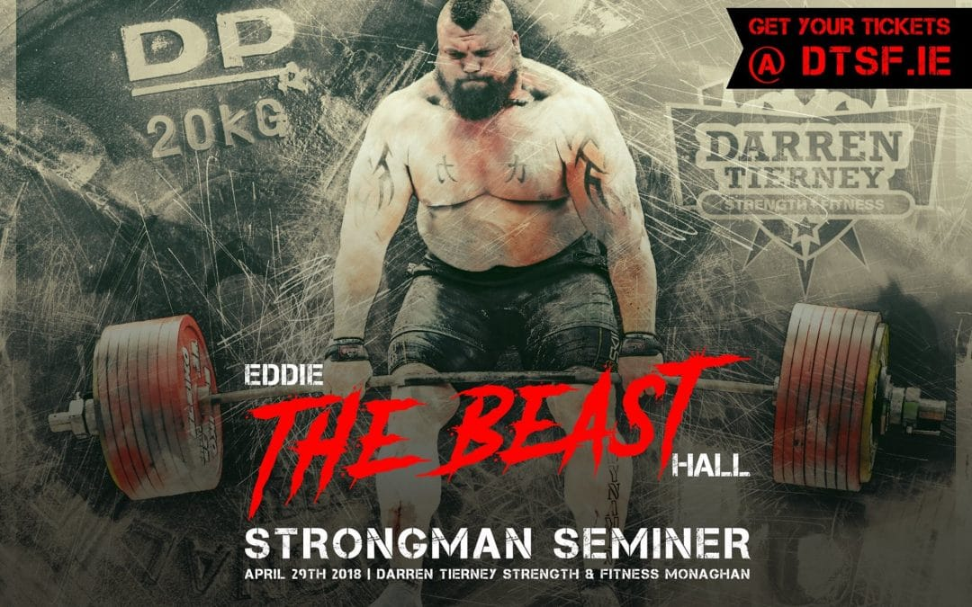 Eddie (THE BEAST) Hall